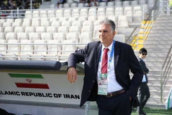 کی روش پیشنهاد سرمربیگری تیم ملی عراق را رد کرد