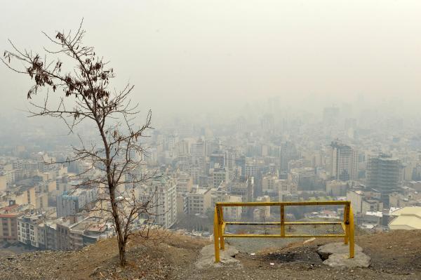دلیل افزایش ازن در تهران طی روزهای اخیر