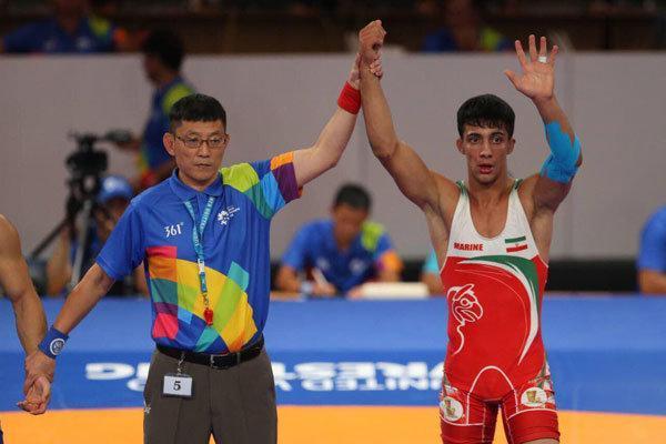 آماده حضور و کسب مدال در المپیک توکیو هستم