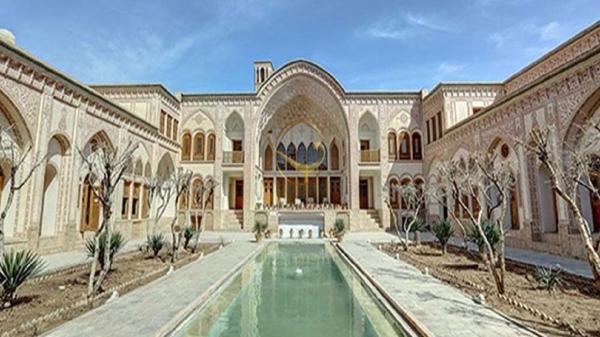 خانه عامری ها در میان بهترین هتل های خاورمیانه نهاده شد