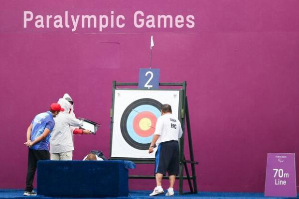تیم میکس ریکرو ایران به نیمه نهایی پارالمپیک رسید