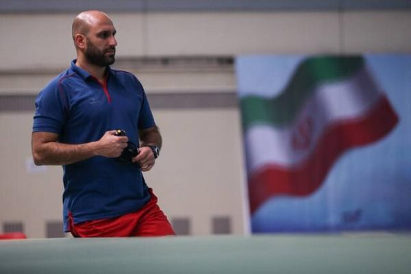 مربی واترپلو: بازی های تدارکاتی بیشتری در برنامه داریم، رضایت کامل از ملی پوشان نداریم