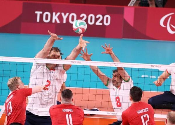 والیبال نشسته ایران در پی کسب سهمیه پارالمپیک از مسابقات چین
